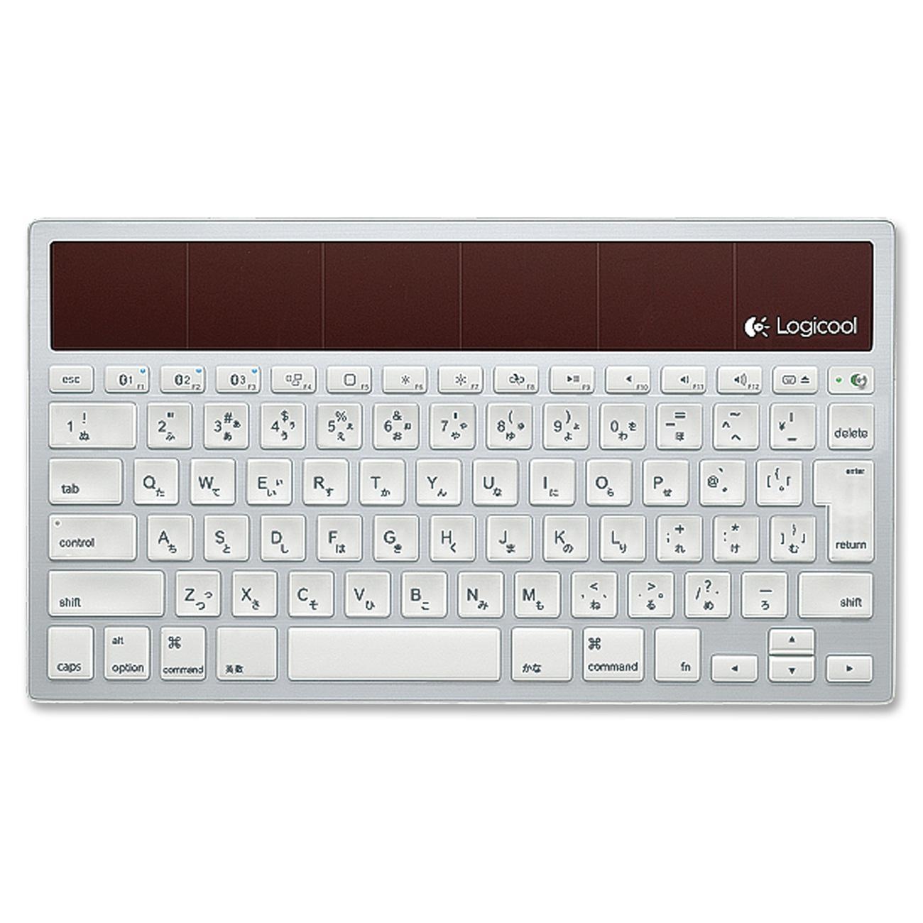 Wireless Solar Keyboard K760
