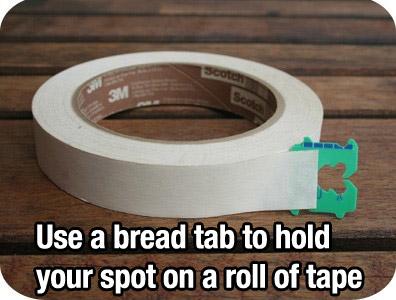 bread tab