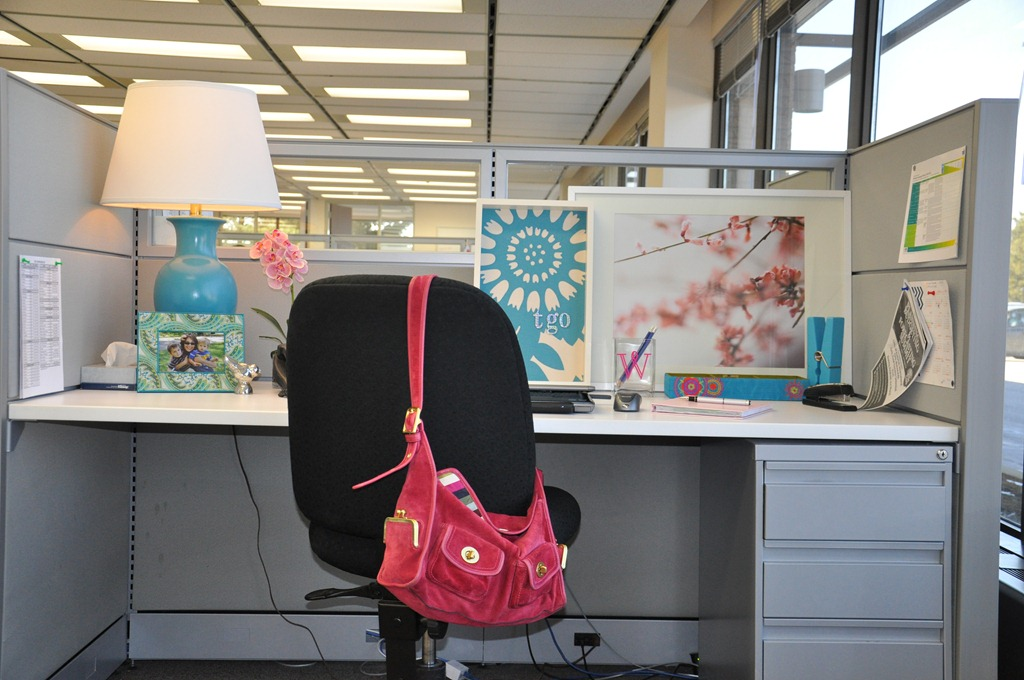 Enjoyable 8 Cubicle Decor Ideas To Make Your Desk Less Boring Largest Home Design Picture Inspirations Pitcheantrous