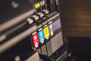laser and inkjet printers