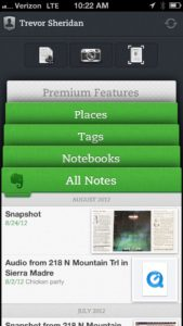 boost your productivity evernote
