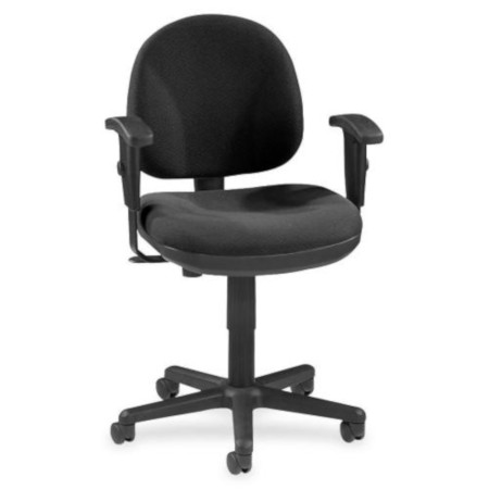 Lorell Pneumatic Adjustable Chair