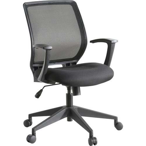 Lorell Executive High-back Chair – Leather