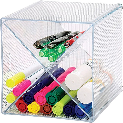 Sparco X-Cube Storage Organizer – Clear
