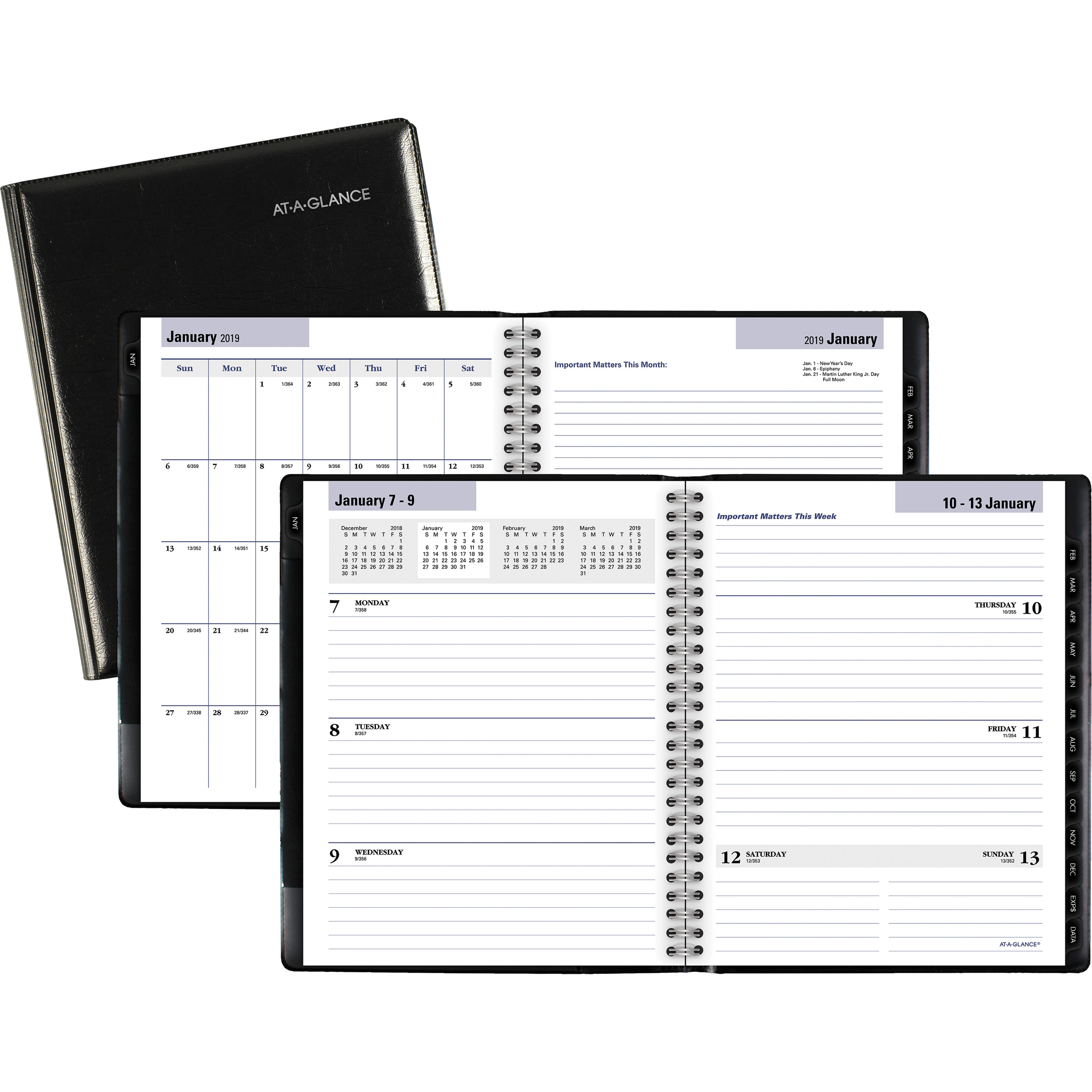 At-A-Glance DayMinder Weekly/Monthly Planner