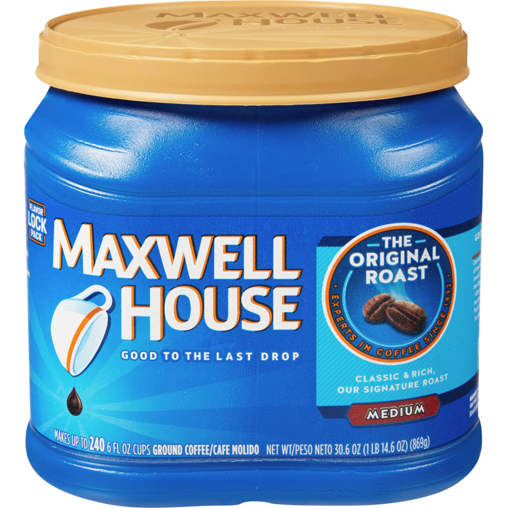 Maxwell House Original Ground Coffee